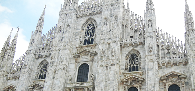 Timeless beauty of Milan