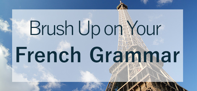 French Grammar Through Music