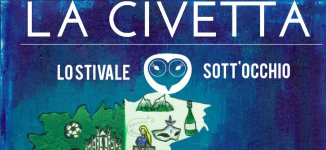 Magazines about Italy - La Civetta