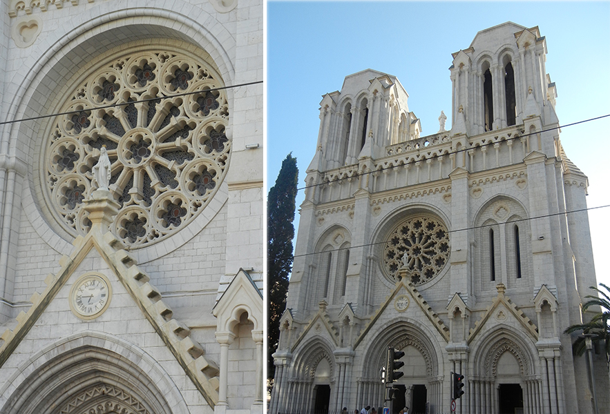 Basilique Notre-Dame in Nice