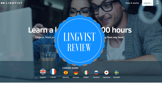 Review: Learning French with Lingvist