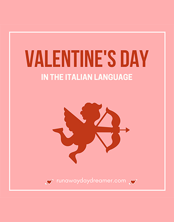 Happy Valentine's Day in Italian